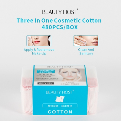 Cotton Pads Face Make Up Remover Organic Wipes Cosmetics Cotton Pad Soft Facial Organic Cleansing Skin Care Beauty Tool