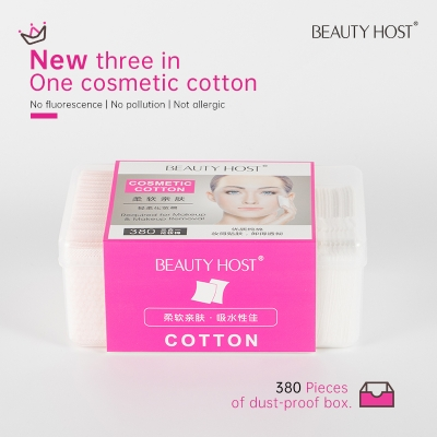 Beauty Host  three in one cosmetic cotton